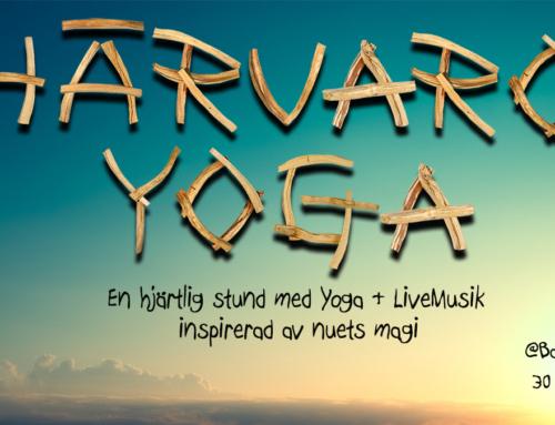 30 Jan 18:30-20:00 – Härvaro Yoga på Babel i 3 etager